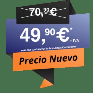 Ficha Reducida Precio
